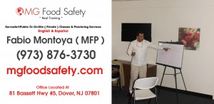Servsafe Recertify Jersey City NJ