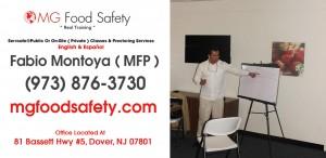 Servsafe Recertify Jersey City NJ